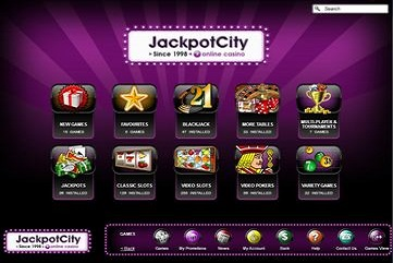 Jackpot City Software