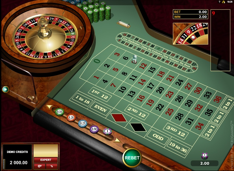 european-roulette-screenshot
