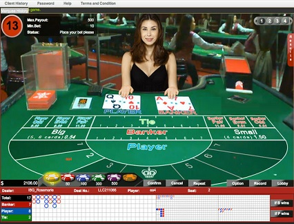 Baccarat casino online what does squeeze mean in poker