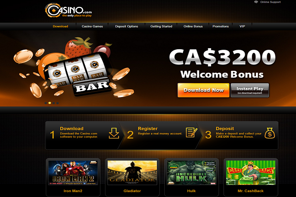 casino com canada screenshot