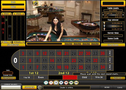 casino com live roulette screenshot