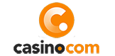 Logo of Casino.com casino